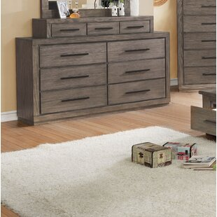 Mcmillen 9 Drawer Double Dresser by Gracie Oaks Fresh