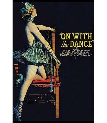 Ba-Ta-Clan Operetta Show Girl Cabaret Dance Vintage Poster Repro FREE S//H