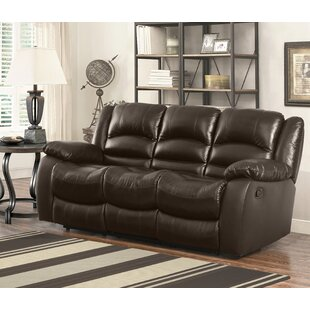Shop for Jorgensen Reclining Sofa by Darby Home Co Reviews (2019) & Buyer's Guide