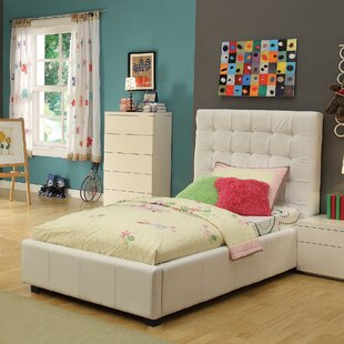 Towne Twin Platform Bed with Drawers by Mack & Milo