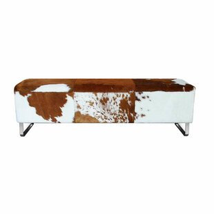 Modernist Upholstered Bench by Fashion N You by Horizon Interseas