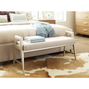 Hygge Upholstered Bench by Rachael Ray Home