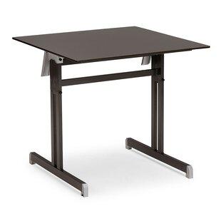 Hosford Folding Metal Bistro Table Image