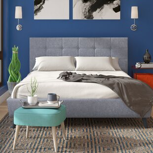 Order Auburndale Upholstered Platform Bed by Ivy Bronx Reviews (2019) & Buyer's Guide