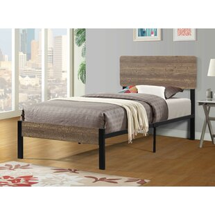 Loon Peak Partee Platform Bed