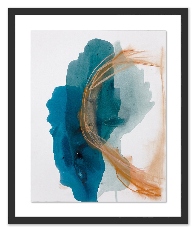 Four Hands Art Studio Wisdom By Kim Whiteside Picture Frame Painting Print On Paper Wayfair