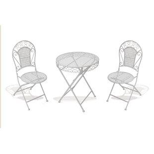 Garofalo 2 Seater Bistro Set By Lily Manor
