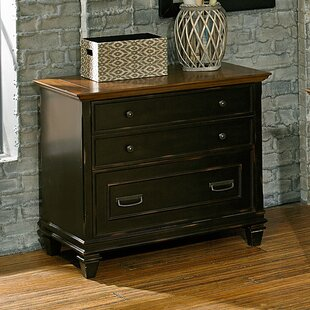 Martin Home Furnishings 2 Drawer Lateral Filing Cabinet