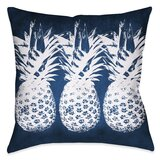 Pineapple Outdoor Pillow Wayfair