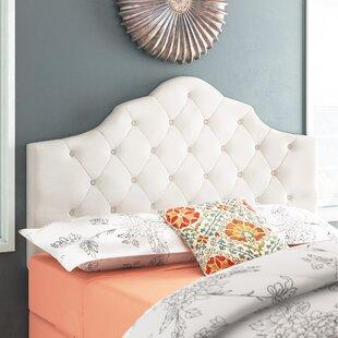 Harbert Full/Queen Upholstered Panel Headboard by Alcott Hill