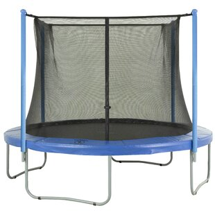 305cm Round Trampoline Net Using 4 Pole Or 2 Arches By Freeport Park