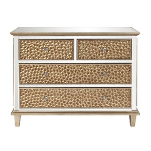 Rosdorf Park Gaines 4 Drawer Dresser
