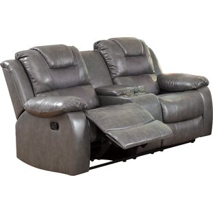 Hokku Designs Harrison Reclining Sofa