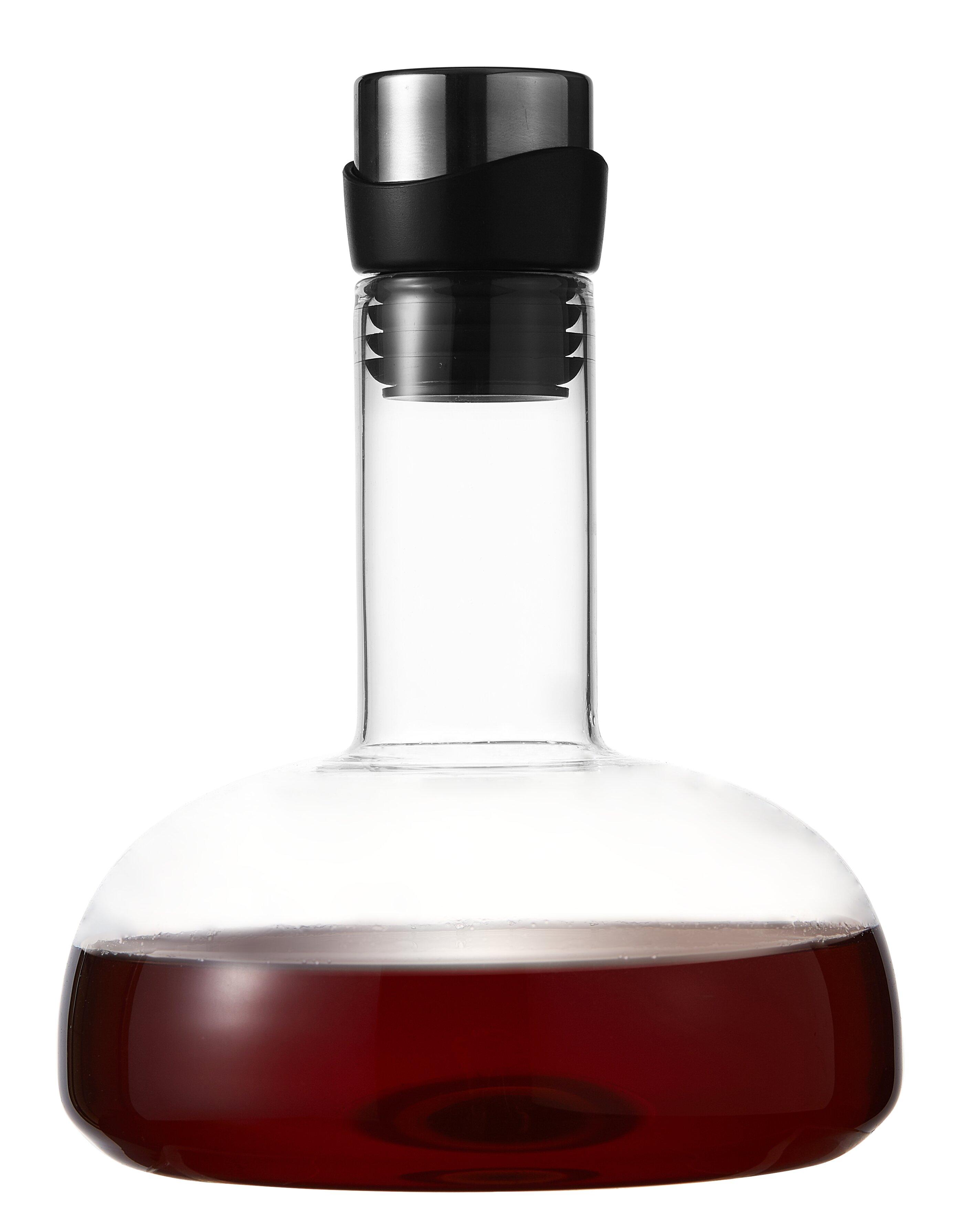 Ebern Designs Breather Carafe 30 Oz Wine Decanter Wayfair