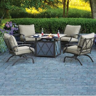 Living Accents Odyssey Propane Fire Pit Table