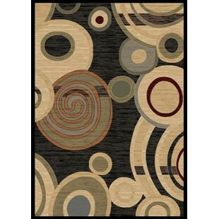 Buying Jordan Ritz Black Area Rug By Latitude Run