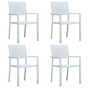 Clairville Garden Chair (Set Of 4) By Sol 72 Outdoor