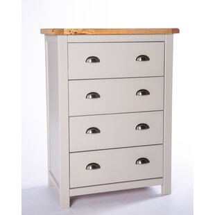 Jaron 4 Drawer Chest By House Of Hampton