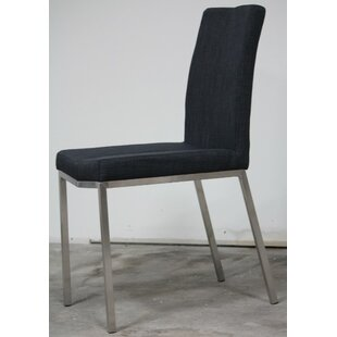 Carlucci Modern Dining Chair - Fabric (Set of 4) Wrought Studio