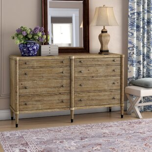 Studio 7H 8 Drawer Double Dresser