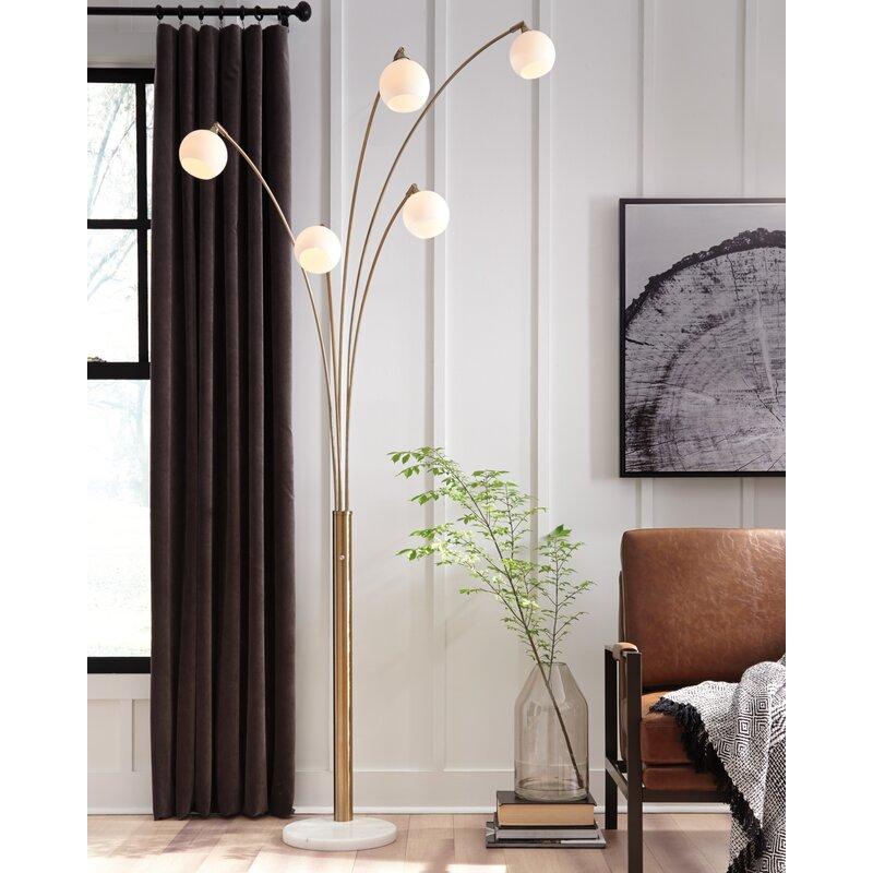 Katrina 95 Tree Floor Lamp