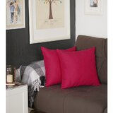 Elrosa Square Pillow Cover (Set of 2)