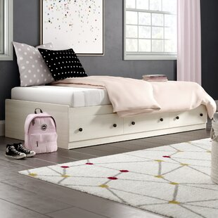 Country Poetry Mate's & Captain's Bed with Drawers by South Shore