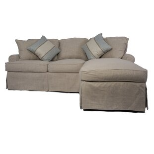 Coral Gables Sofa Slipcover by Beachcrest Home