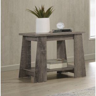Great Price Melendez End Table By Wrought Studio
