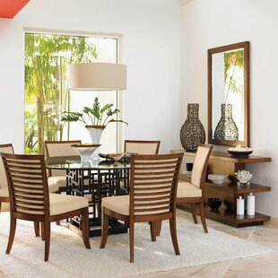 Ocean Club 7 Piece Dining Set by Tommy Bahama Home 2019 Sale