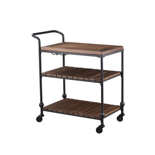 Hedon Bar Cart by Williston Forge