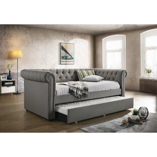Best Price Leidesdorff Twin Daybed by Rosdorf Park Reviews (2019) & Buyer's Guide