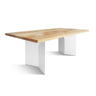 Becton Solid Wood Dining Table by Foundry..