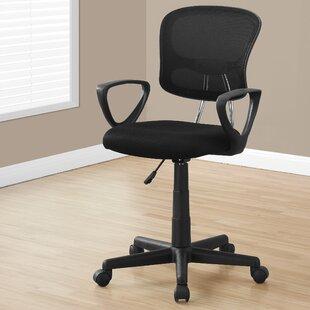 Monarch Specialties Inc. Elisha Mid-Back Mesh Desk Chair