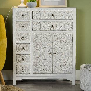 Garry 8 Drawers Combi Chest By Bloomsbury Market
