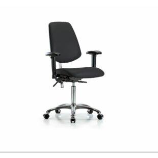 Octavia Ergonomic Task Chair by Symple Stuff