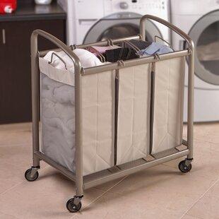 Buy luxury Heavy Duty Laundry Hamper Sorter ByRebrilliant