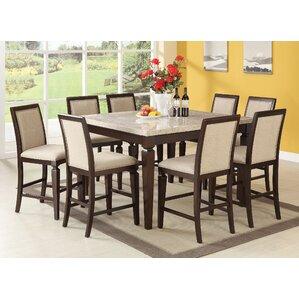 Matt Counter Height Dining Table by Red B..