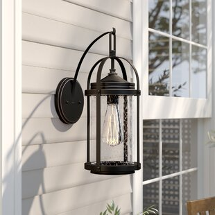 Kai-Chi Outdoor Wall Lantern