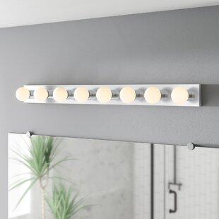 2 Furniture Sales This Zipcode Design Belgrade 8 Light Bath Bar Is Worth Shopping