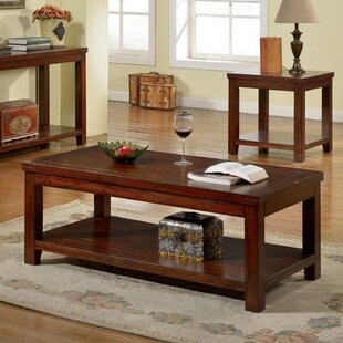 Carmack Coffee Table by Charlton Home