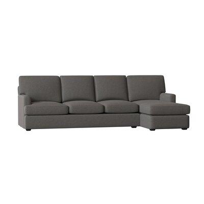 Superb Allmodern Custom Upholstery Johnnie Sectional Sectional Evergreenethics Interior Chair Design Evergreenethicsorg