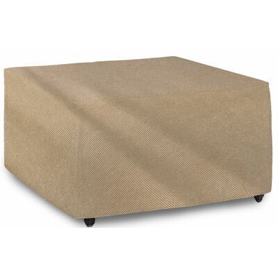 Freeport Park Aadhya Square Patio Table Cover Size: 58 W x 58 D