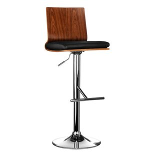 Distefano Swivel Adjustable Bar Stool By Corrigan Studio