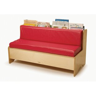 Beau Comfy Reading Center Kids Sofa With Storage Compartment