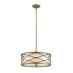 Z-Lite Blaker 3-Light Pendant