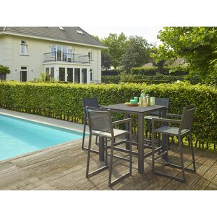 Caesar 4 Seater Dining Set By Sol 72 Outdoor