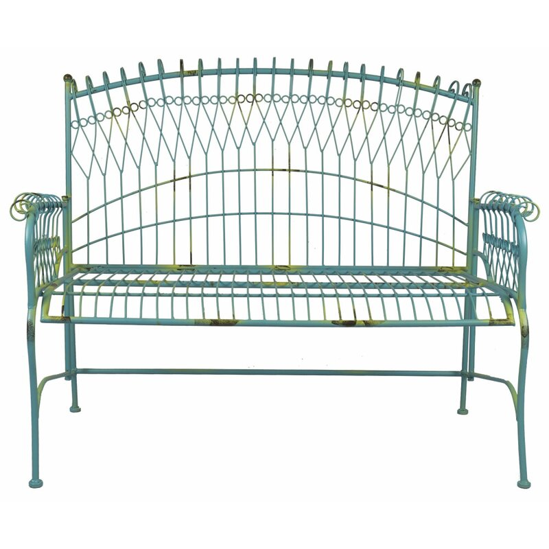 Durst Metal Garden Bench