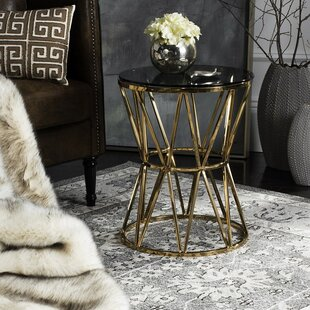 Willa Arlo Interiors Blackheart End Table