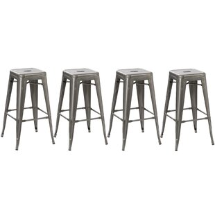 30 Bar Stool (Set of 4) Famis Corp